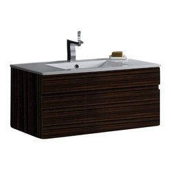 VIGO VG09008109K1 Single Bathroom Vanity