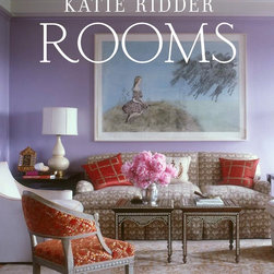 Katie Ridder Rooms - This coffee table book is full of eye candy and inspiring details for every room in the house. Katie Ridder's rooms are colorful, quirky, and jaw-dropping — but her clever and practical design tips are useful for everyone!
