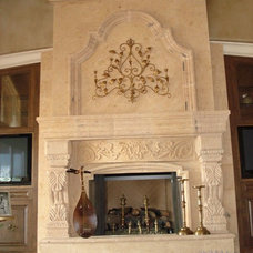 by Visionmakers Custom Stone & Iron Doors