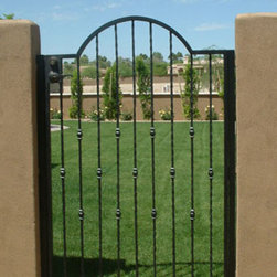 Iron Walk Gate -