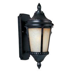 Maxim Lighting - Maxim Lighting 86013Ltes Odessa EE 1-Light Outdoor Wall Lantern - Maxim Lighting 86013LTES Odessa EE 1-Light Outdoor Wall Lantern