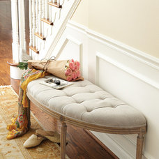 Rustic Benches by Soft Surroundings