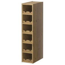 Modern Wine Racks by IKEA