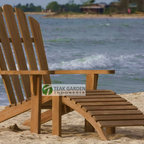 Teak Patio Furniture From Indonesia - Teak Adirondack Chair from indonesia, Beautifull model, strong comfort and elegant. Visit http://www.teakgardenindonesia.com for more info