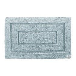 Kassadesign Bath Rug - Robin's Egg Blue - Kassadesign Bath Rug - Robins Egg Blue