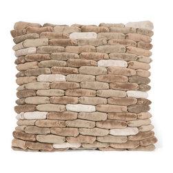 Cobbletstone Pillow Alpine -