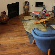 Contemporary Wood Flooring by Cali Bamboo