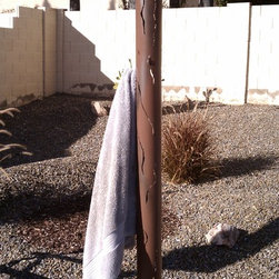 Towel Stand -