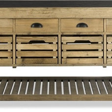 Contemporary Kitchen Islands And Kitchen Carts by Williams-Sonoma Home