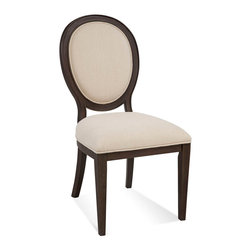 Bassett Mirror - Bassett Mirror Cornelia Parson Chair Set of 2 DPCH42-S749EC - Bassett Mirror Cornelia Parson Chair Set of 2 DPCH42-S749EC