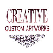 Creative Custom Artworks/painting Logo