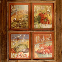 MyBarnwoodFrames - Four Opening Windowpane Collage Frame, 5x7 openings - Windowpane  Collage  Frame  with  Four  Openings          Each  of  our  Windowpane  Collage  Frames  is  crafted  from  beautiful  primitive  wood.   And  because  they're  handmade,  you'll  be  hard-pressed  to  find  anything  like  them.   The  frame  is  crafted  from  authentic  barnwood  and  includes  glass  and  a  sawtooth  hanger.          This  beautiful  four-opening  frame  can  hold  four  of  your  favorite  family  portraits,  four  antique  pieces  of  sheet  music,  or  a  custom-designed  art  piece  of  your  choice.   Fill  it  with  four  different  varieties  of  pressed  herbs,  or  dust  covers  from  some  of  your  antique  Zane  Grey  novels.   There's  no  limit  to  the  fun  you  can  have  with  a  windowpane  collage  frame. And  if  you  decide  you  like  this  windowpane  collage frame  better  as a  mirror,  click  here.  we  carry  those  too!          Our  windowpane  frames  are  built  to  resemble  an  old-fashioned  barn  window.  They  make  delightful  rustic  wall  hangings  and  you  can  change  the  contents  periodically  so  that  the  view  from  your  window  is  constantly  changing.  Pair  this  windowpane  with two  or  three of  our  smaller  barnwood  frames  for  a  unique  rustic  wall  display.          Specifications:                  One  barnwood  frame,  outer  dimensions  approximately  17x20  inches              Can  be  hung  horizontally  or  vertically              Four  5x7  picture  openings              Glass  is  included              Your  purchase  includes  cardboard  backing  and  hardware  for  hanging