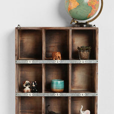 Contemporary Wall Shelves by Urban Outfitters