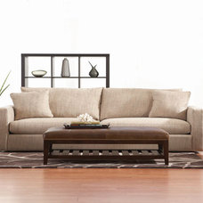 modern sofas by Plummers Furniture