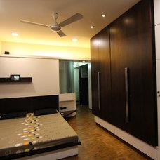 Modern Bedroom by Focus Interiors