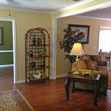 Traditional Living Room by Keller Williams Realty River Cities