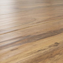 Lamton - Lamton Laminate - 12 mm Beveled Edge Handscraped Collection - [14.9 sq ft/box] - Distressed Pecan -  This 12mm laminate flooring is a first quality, high end, AC3 Rated, CARB-ATCM - Phase 1 compliant, HDF core flooring. Lamton panels featuring the Uniclic Locking System are effortlessly installed without gluing and can be installed over radiant heat, on, above or below ground.    Lamton handscraped laminate flooring has a distinctive texture which mimics the rustic look of true handscraped hardwood flooring. This immaculate laminate flooring is produced to reflect an exact replica of wide plank hardwood flooring. Lamton laminate flooring is suitable for residential applications and is manufactured to specifications meeting or exceeding requirements in the European Standard of Laminate Flooring EN 13329.