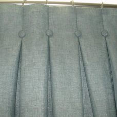 Contemporary Curtains by House of Hues Interiors