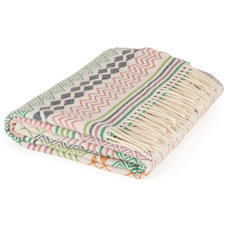 Contemporary Throws by ZARA HOME