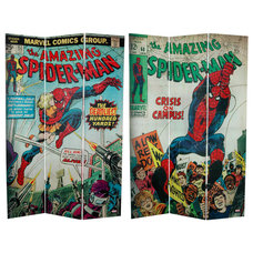 Modern Screens And Room Dividers by Simply Superheroes