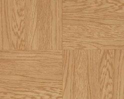 Armstrong World Industries - Armstrong Vinyl Tile Light Oak - Light Oak, Low Gloss