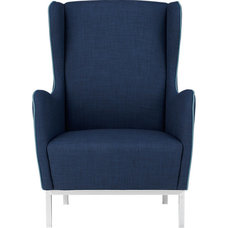 Contemporary Armchairs by CB2
