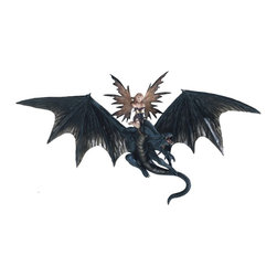 GSC - Fairy Collection Pixie with Dragon Fantasy Hanging Wall Decoration - This gorgeous Fairy Collection Pixie with Dragon Fantasy Hanging Wall Decoration has the finest details and highest quality you will find anywhere! Fairy Collection Pixie with Dragon Fantasy Hanging Wall Decoration is truly remarkable.