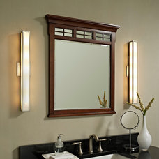 Contemporary Bathroom Lighting And Vanity Lighting by Lightology