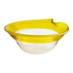 Cyan Design - Saturna Bowl - Medium - Saturna bowl.