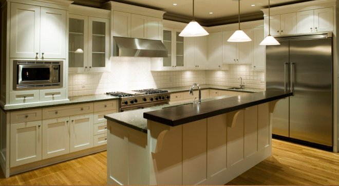 Transitional  by Kitchen Cabinet Kings
