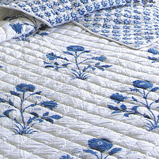 Contemporary Quilts And Quilt Sets by Les Indiennes