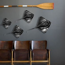 Eclectic Home Decor by Iron Fish Art