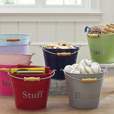 Contemporary Cleaning Buckets by Pottery Barn Kids