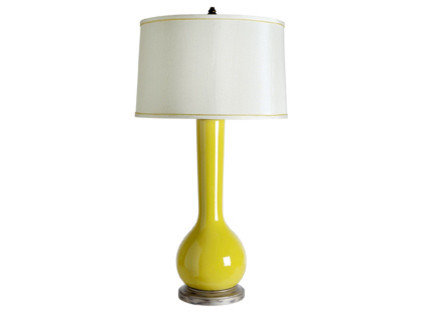 eclectic table lamps by Bungalow 5