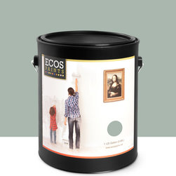 Imperial Paints - Eggshell Wall Paint, Gallon Can, Some Enchanted Evening - Overview: