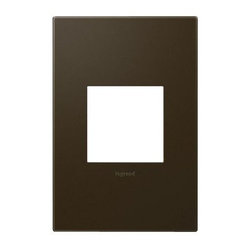 Wall Plate (Bright & Neutral Tone Plastic) by Legrand