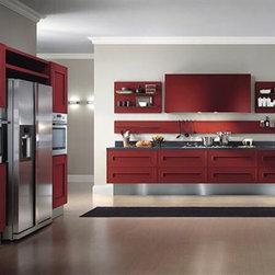 Moder Style Kitchen- Fairfax, VA -
