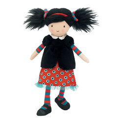 "Jellycat Fairy Tale Folk Snow White - This version of Snow White has so much kid-like charm that I can hardly stand it. She still says ""girlie princess,"" but I think she's more relatable to today's little ones."