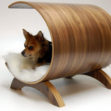 modern pet accessories by Vurv Design Studio
