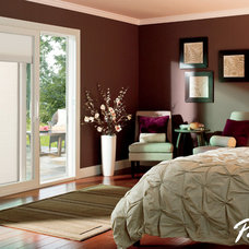 Contemporary  by Pella Windows and Doors