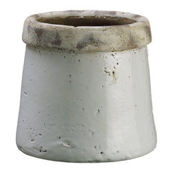 Silk Plants Direct - Silk Plants Direct Stoneware Container (Pack of 2) - Pack of 2. Silk Plants Direct specializes in manufacturing, design and supply of the most life-like, premium quality artificial plants, trees, flowers, arrangements, topiaries and containers for home, office and commercial use. Our Stoneware Container includes the following: