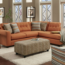 Midcentury Sectional Sofas by Overstock Furniture Deals