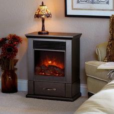 Modern Fireplaces by Wayfair