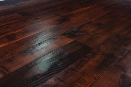 Contemporary Hardwood Flooring by For Residential Pros
