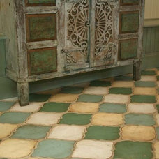 Wall And Floor Tile by Architectural Surfaces & Design