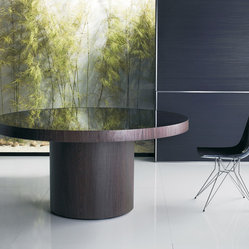 Berkeley Contemporary and Modern Dining Table by ModLoft