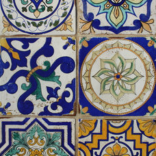 Eclectic  by TILE COLLECTION INC