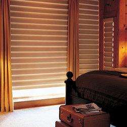 Hunter Douglas Pirouette® Window Shadings - Hunter Douglas Pirouette® Window Shadings
