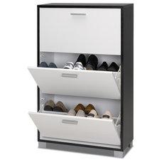 Contemporary Closet Storage by TheBathOutlet