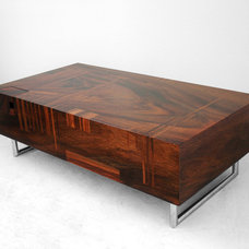 Contemporary Coffee Tables by HORNE